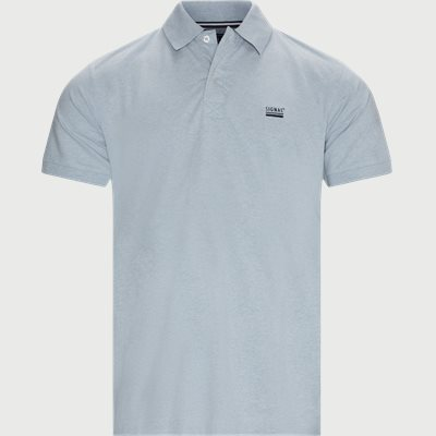 Nors Polo T-shirt Regular | Nors Polo T-shirt | Blå